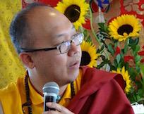 Dorje Lopön Hun Lye, Ph.D.: Elementos del Vajrayāna, Agosto 2019